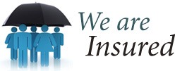 We Are Insured